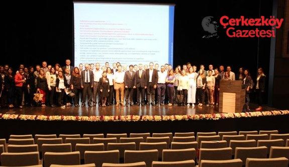 Kişisel Verileri Koruma Kanunu ÇOSB'de anlatıldı