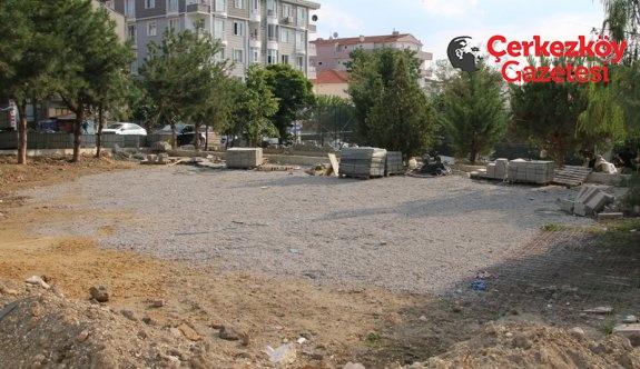 Sabri Avcılar Parkı yenileniyor