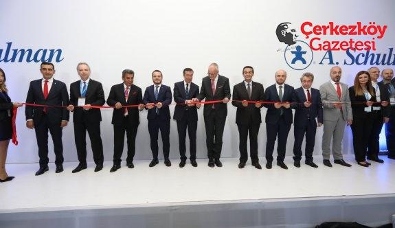 A. Schulman'ın Çerkezköy fabrikası açıldı