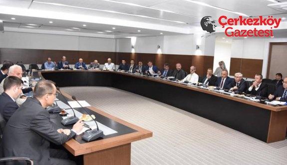 Çerkezköy'e 24 milyon TL'lik yatırım