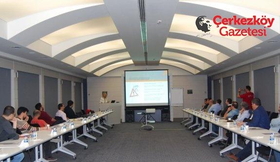 ÇOSB'den 'Veri Kurtarma ve Siber Güvenlik' eğitimi
