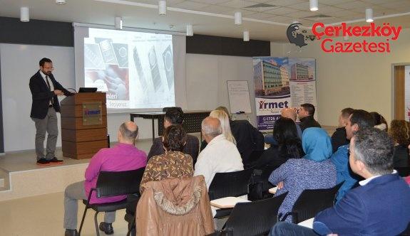 İrmet'te, tüp bebek konulu seminer düzenlendi