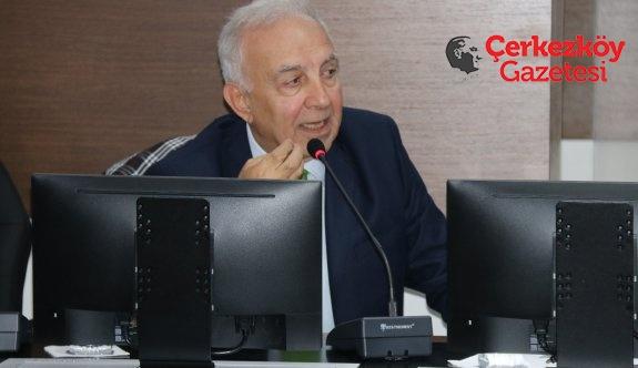 Kılınç'tan Çerkezköy için deprem uyarısı