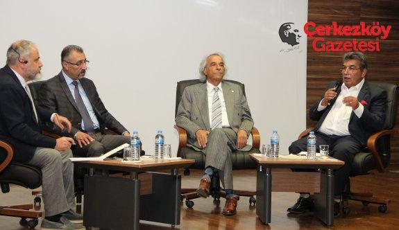 Sanayiciler 'Girişimcilik Paneli'nde velilerle bir araya geldi