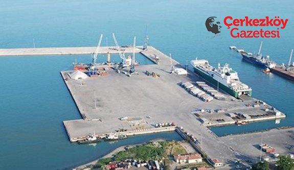 Tekirdağ Limanı da özelleştiriliyor