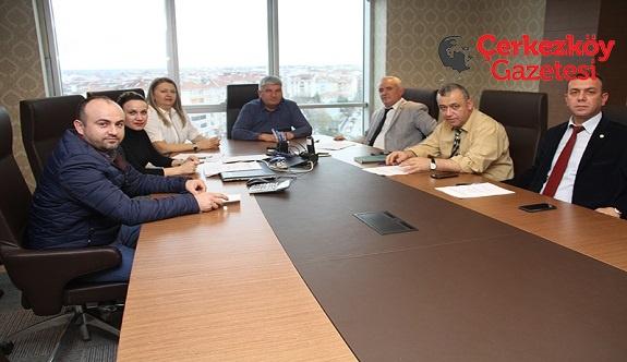Belediye personeline toplu iş sözleşmesi