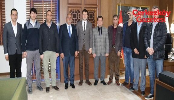 Başkan Akay'ı genel kurula davet etti
