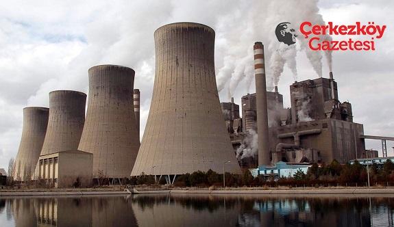 Halkı umursamayıp termik santralde diretiyorlar