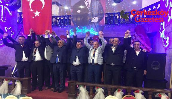 Mustafa As yeniden Başkan