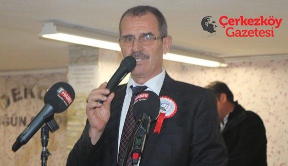 Ali Bozdağ son başkanlığında