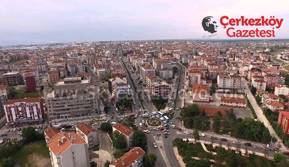 Çerkezköy ve Kapaklı'nın nüfusu belli oldu