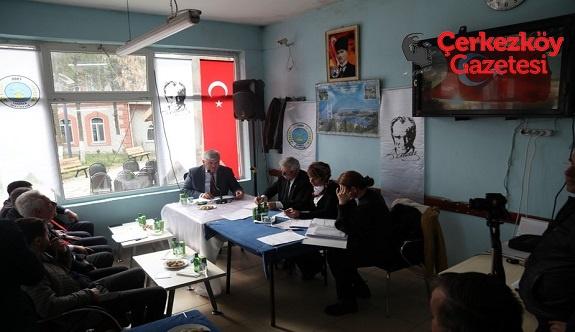 Kapaklı Belediye Meclisi toplandı