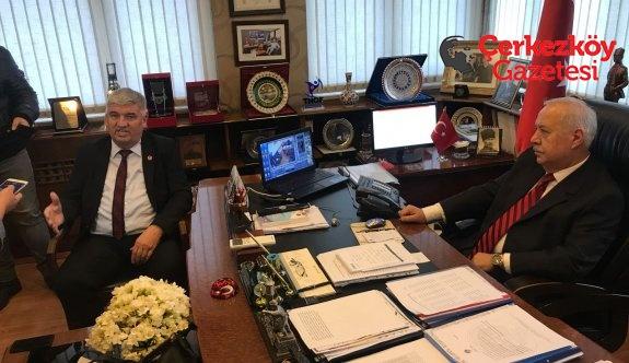 Zonguldak Belediye Başkanı Akdemir; 'Termik Santralin iyi tarafı yok!'