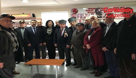 CHP'li Yüceer'in Çerkezköy ziyaretleri