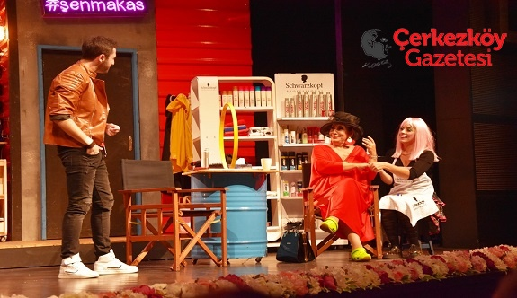 Kapaklı izleyicisi Şen Makas'la kahkahaya boğuldu