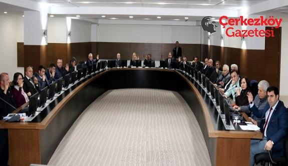 Meclisin ilk oturumu tamamlandı