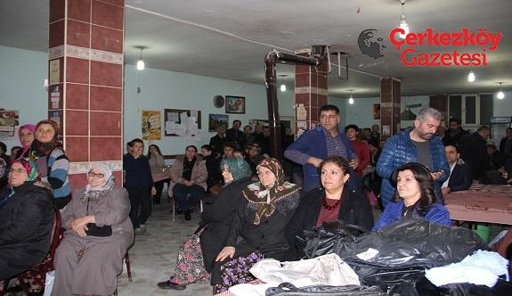 Pınarça sakinleri termik santral istemiyor