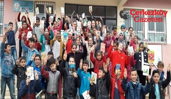 Van, Mardin ve Diyarbakır'a 2 bin 500 kitap