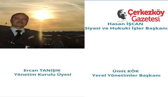 AKP Çerkezköy'de Ali Cengiz oyunu