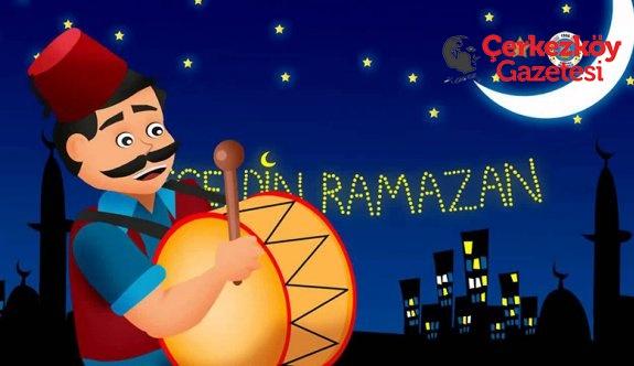 Ramazan davulcuları için başvurular başladı