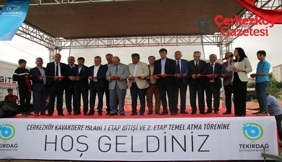 DSİ'nin işini Büyükşehir Belediyesi yaptı