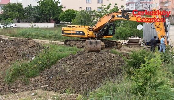 Karagözgölü Deresi ıslah ediliyor