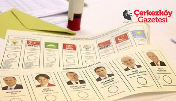 Mahalle mahalle seçim sonuçları