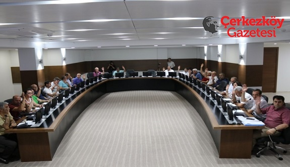 Temmuz ayı meclis oturumları tamamlandı