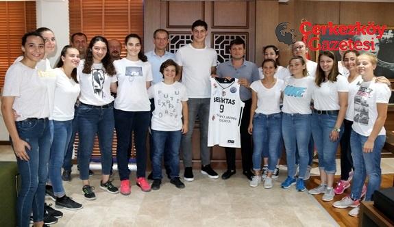 Basketbolcuların hedefi Süper Lig