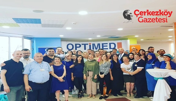 Optimed 12'den gün aldı