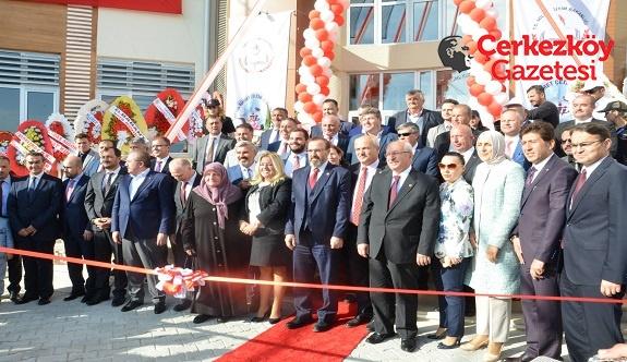 Fen Lisemiz açıldı