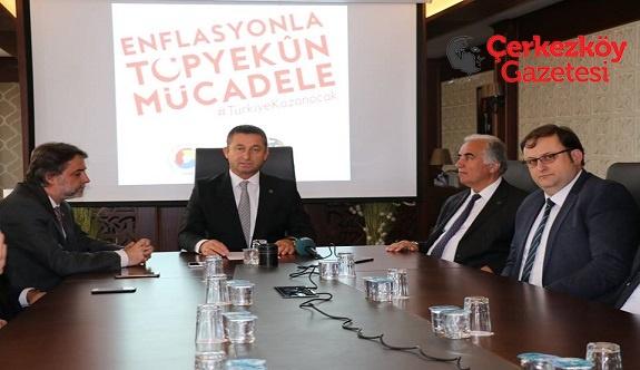 Kozuva: En ön cephede yer alacağız 
