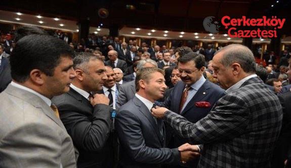 AKP'nin Çerkezköy adayı Süleyman Kozuva gibi!