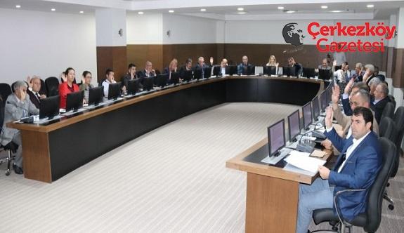 Belediye Meclisi olağan toplandı 