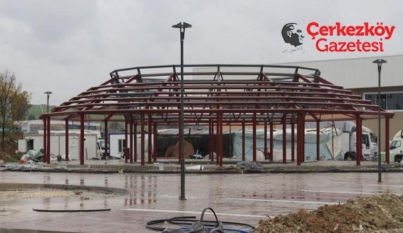 Çerkezköy, modern bir yaşam alanına kavuşacak 