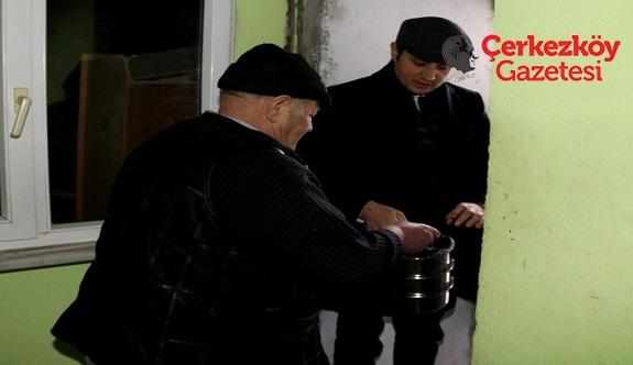 Çerkezköy'de hiç kimse yatağa aç girmeyecek 