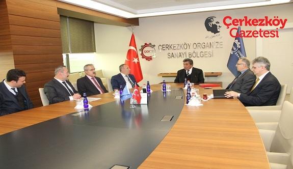 ÇOSB, PTT'den ayrıcalıklı faydalanacak 