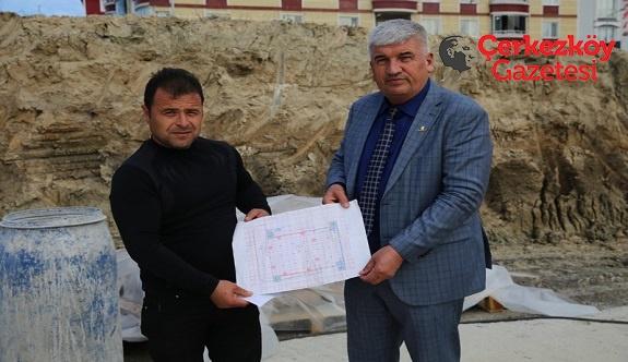 Ravza Camii ve Külliyesi'ni ziyaret etti