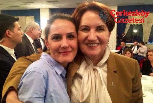 İYİ Parti Çerkezköy İlçe Başkanlığı'nda görev değişikliği!