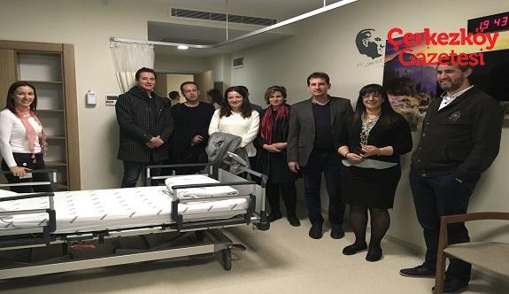Trakya hastaneleri sağlık turizmine hazır 
