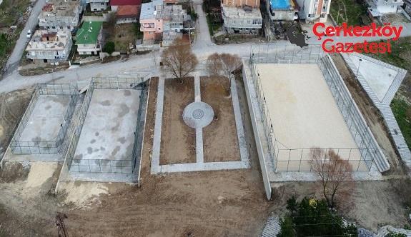 Veliköy'de yeni bir yaşam alanı 