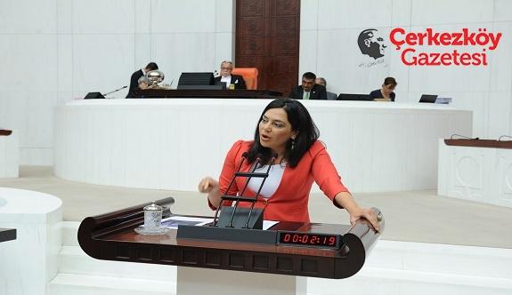Yüceer: 'Toplumsal Cinsiyet Eşitliği Komisyonu' kurulmalı