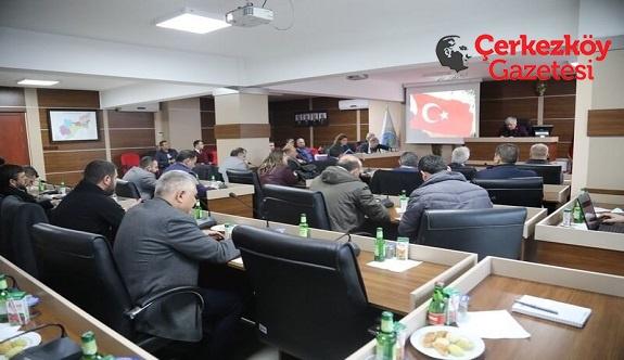 2019'un ilk toplantısı gerçekleşti 