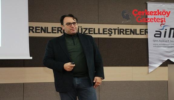 Çerkezköy TSO'da bütçe eğitimi verildi 