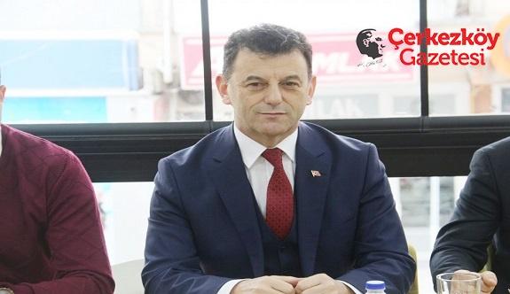 Çetin: Kapaklı Tekirdağ'ın merkezi olacak 