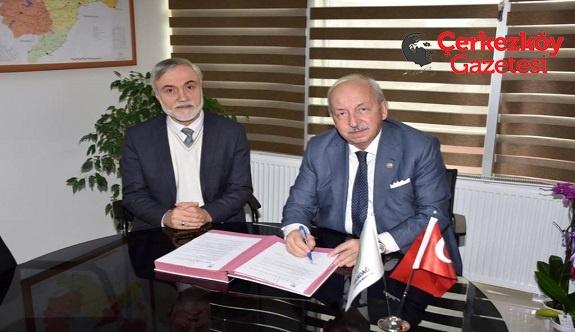 Ravza Camii ve Külliyesi için protokol imzalandı