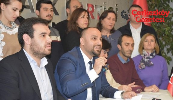 CHP İlçe Yönetimi istifa etti