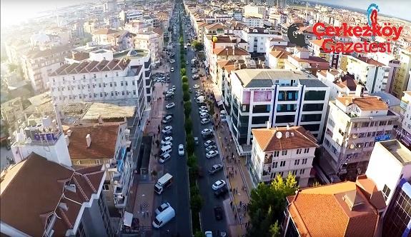 İşte Çerkezköy ve Kapaklı'nın yeni nüfusu