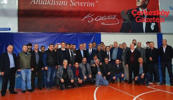 Servisçilerin oda kurma mücadelesi sürüyor