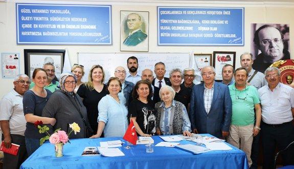 ADD'de Dündar Orhan yeniden başkan seçildi